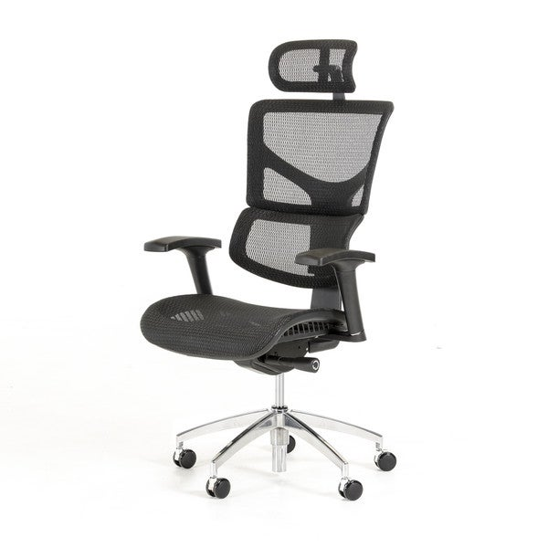 Modrest Franklin Modern Black Office Chair