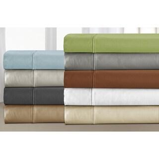 Luxury Cotton Rich Blend 1050 Thread Count 4-piece Sheet Set