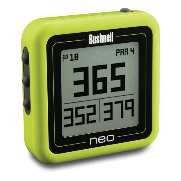 Bushnell Neo Ghost Pocket-sized GPS Unit