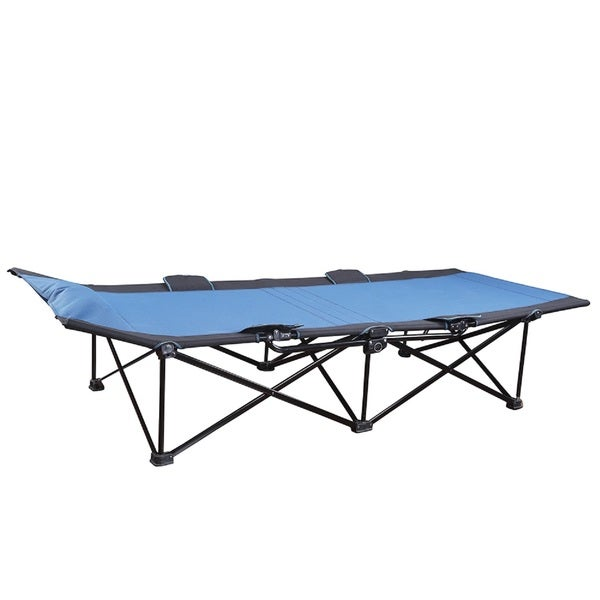 Stansport Blue One-step Deluxe Cot