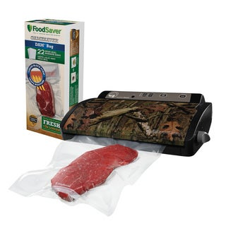Foodsaver Gamesaver Bronze Vacuum Sealer Bundle