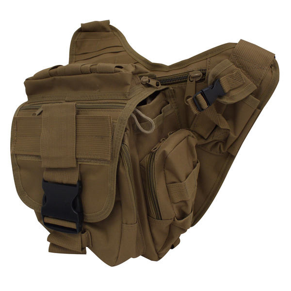 Tactical Sling Shoulder Bag Pouch