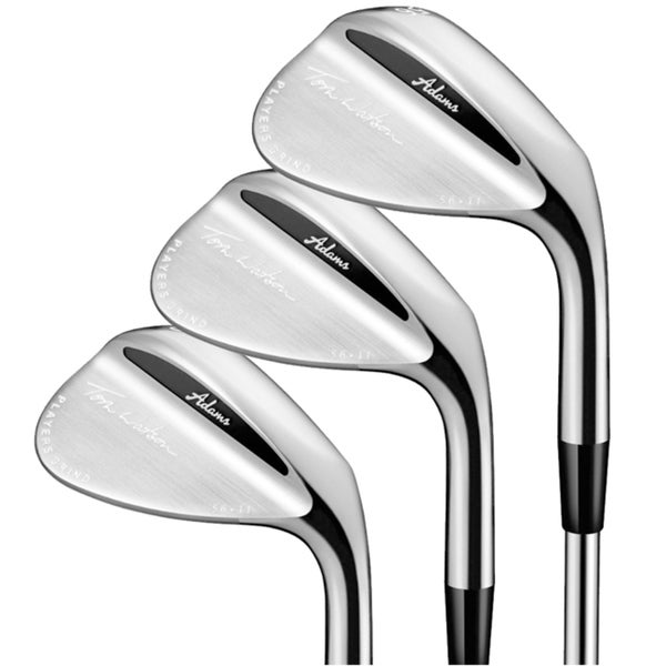 2015 Adams Watson Steel Wedge 3 Pack