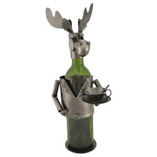 Moose Chef Wine Bottle Holder