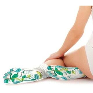 Moisturizing Gel Finger Reflexology SPA Socks