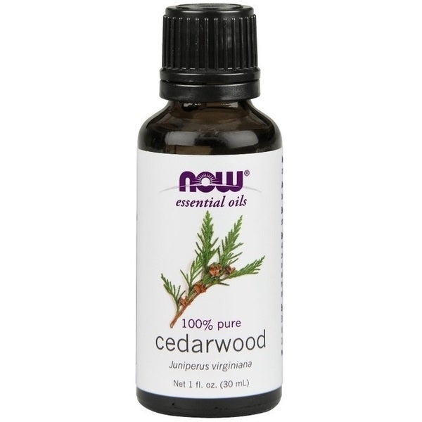 Now Foods 1-ounce Cedarwood Essential Oil
