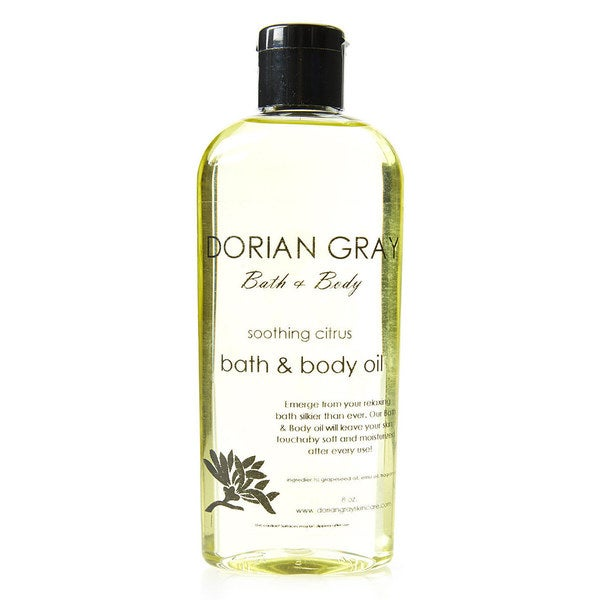Soothing Citrus Mineral Massage and Bath Oil