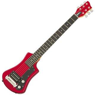 Hofner Shorty Red Electric Guitar