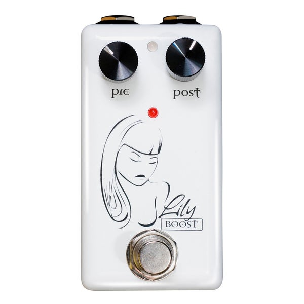 Redwitch Lily Boost Pedal