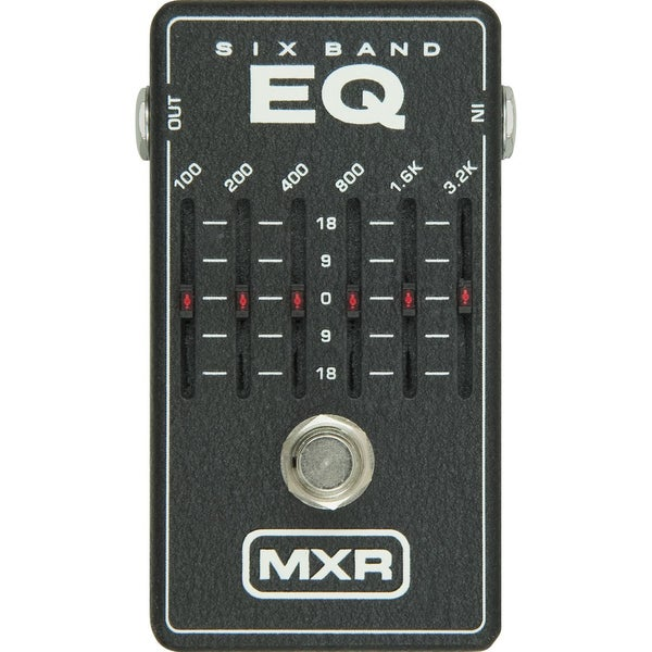 Dunlop MXR 6-band Equalizer