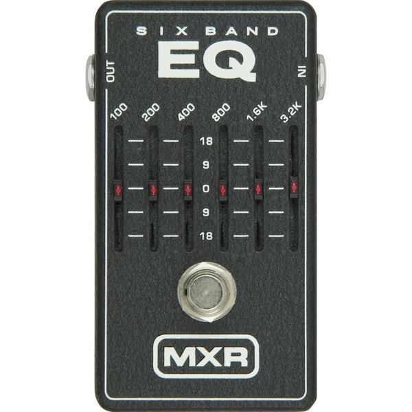 Dunlop MXR 6-band Equalizer