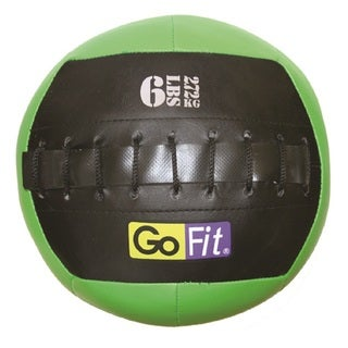 GoFit 10-inch Mini Wall Ball with Manual