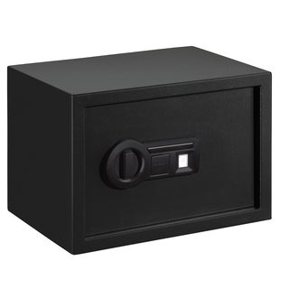 barska biometric valuables gun safe with fingerprint lock 11343941 shopping. Black Bedroom Furniture Sets. Home Design Ideas