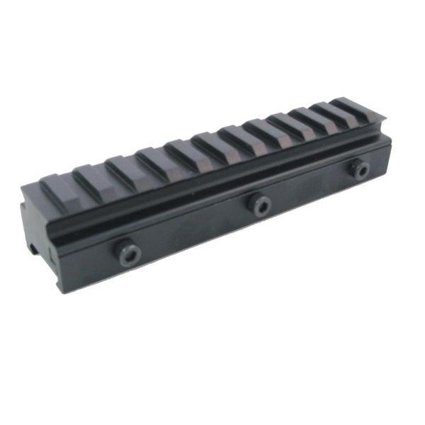 Sun Optics Riser AR-15 Flat Top Riser/ Picatinny