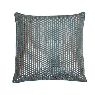 Odom Studded 20-inch Feather Filled Throw Pillow