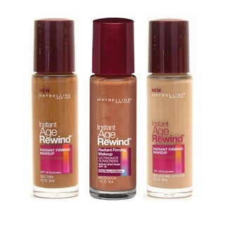 Maybelline Instant Age Rewind Radiant Firming Liquid Makeup Set