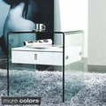 BARI Collection Nightstand / End Table by Casabianca Home