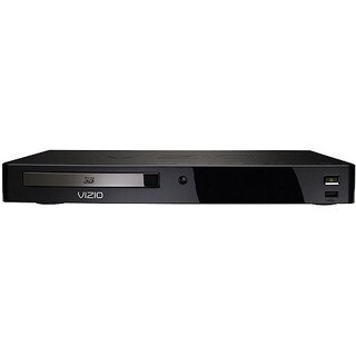 Vizio VBR135 1080p 3D Blu-ray/ DVD Player with Built-in WI-FI and Internet Apps