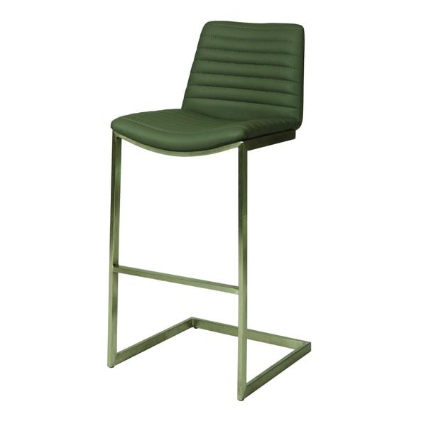Buxton 30-inch Grey Barstool