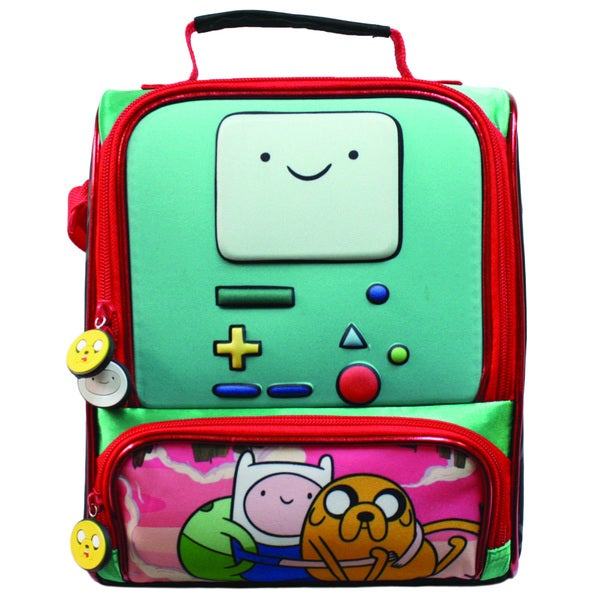 Adventure Time Beemo Lunchbag