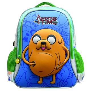 Adventure Time Jake Belly 3D Design Backpack