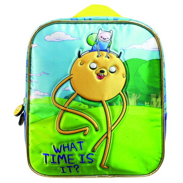 Adventure Time 'What Time Is It' 3D Lunchbag