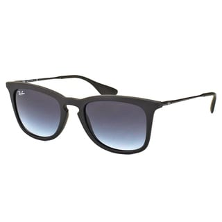 Ray-Ban Unisex RB 4221 622/8G Black Rubber Sunglasses