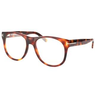 Tom Ford Unisex FT 5314 052 Havana Plastic Eyeglasses