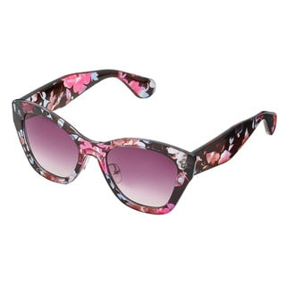 Laura Ashley Ladies Oversized Cats Eye Sunglasses
