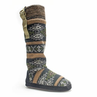 Muk Luks Women's Copper Angela Slipper