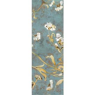 Portfolio Canvas Decor Stiles 'Cotton Blossom panel I' Framed Canvas Wall Art (Set of 2)