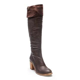 Muk Luks Women's Brown Raine Boot
