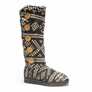 Muk Luks Women's Brown Malena Boot