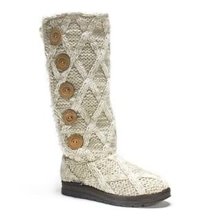 Muk Luks Women's Vanilla Malena Boot