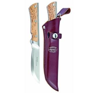 Marttiini Full Tang Curly Birch Hunting Knife (Finland)