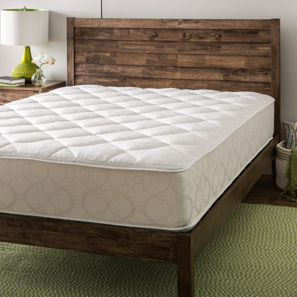 Select Luxury 10-inch Twin-size Reversible Quilted Airflow Foam Mattress