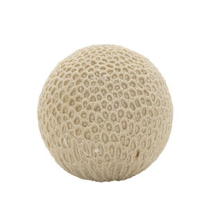 5-inch Coral Ball Decor