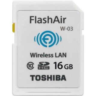 Toshiba FlashAir 16 GB SDHC