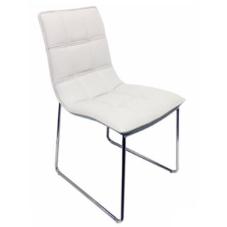 Leandro Collection Eco-leather Dining Chair