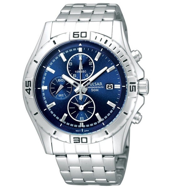 Pulsar Men's PF8397 Chronograph Watch