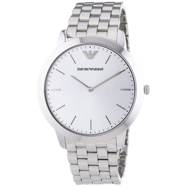 Emporio Armani Men's AR1745 'Retro' Stainless Steel Watch