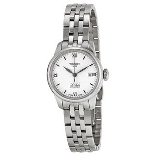 Tissot Women's T41118335 'Le Locle' Automatic Stainless Steel Watch