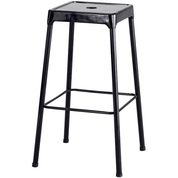 Steel Stool-29-inches High