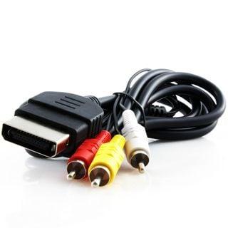 KMD 6-feet AV Composite Cable For Microsoft Xbox