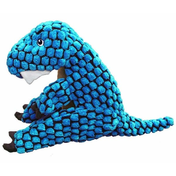 KONG Dynos T-Rex Blue Toy