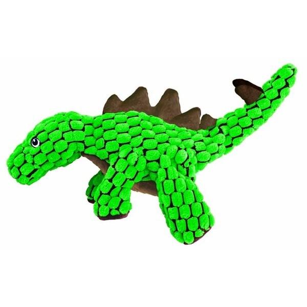 KONG Dynos Stegosaurus Green Toy