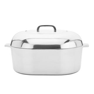 Magnalite Classic Cast Aluminum 15-inch Oval Covered Roaster