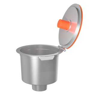 Mind Reader 'KEEN' Metal Reusable K-Cup 2.0 Compatible