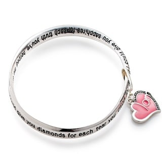 Pearlperri 'Mom' Forever Connected Bracelet