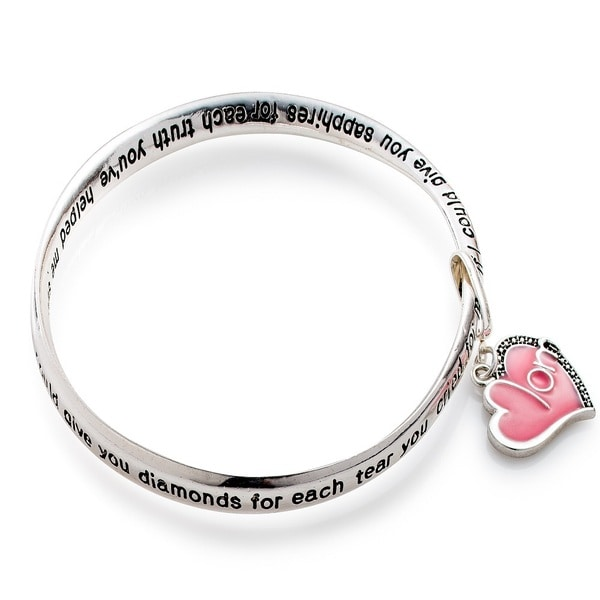 Pearlperri 'Mom' Forever Connected Bracelet
